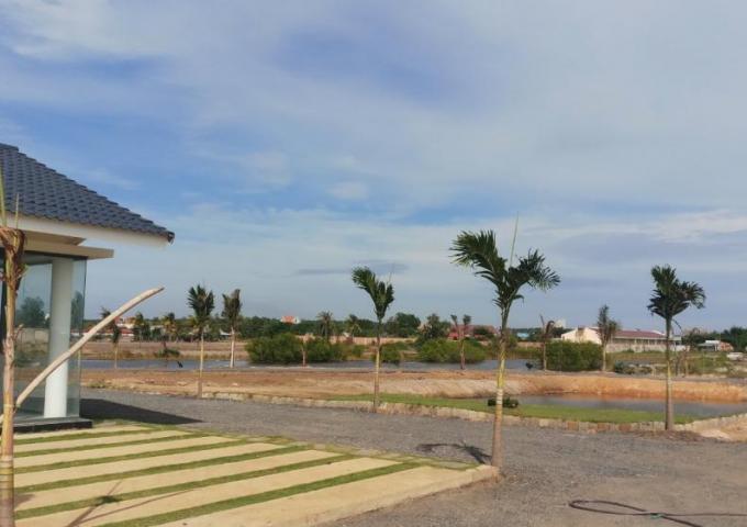 Hình ảnh thực tế dự án khu dân cư Happy Garden Hồ Tràm Xuyên Mộc Bà Rịa Vũng Tàu