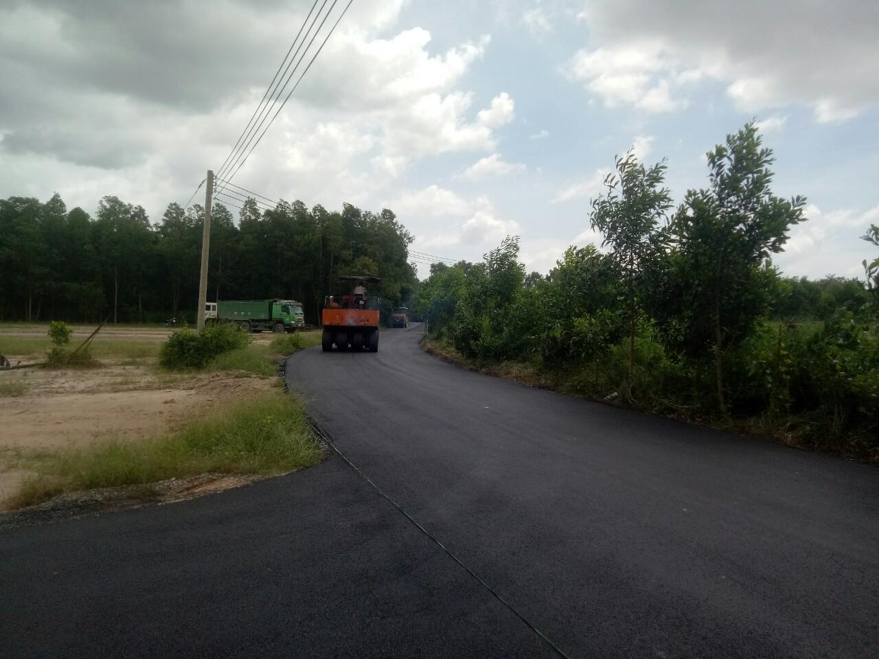 Hình ảnh thực tế dự án đất nền Tóc Tiên Town 1 thị xã Phú Mỹ Bà Rịa Vũng Tàu