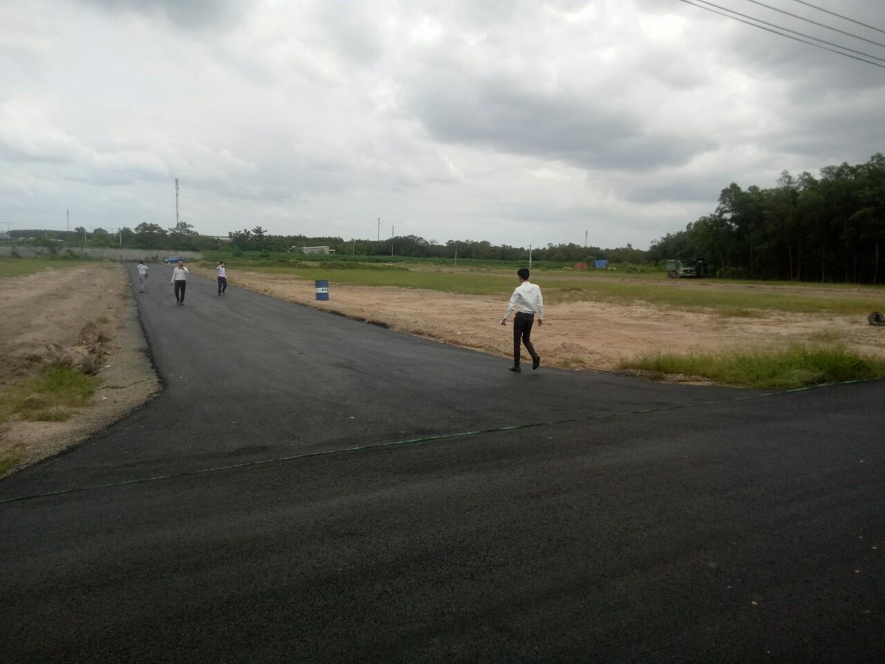 Hình ảnh thực tế dự án Tóc Tiên Town 1 Thị Xã Phú Mỹ Bà Rịa Vũng Tàu